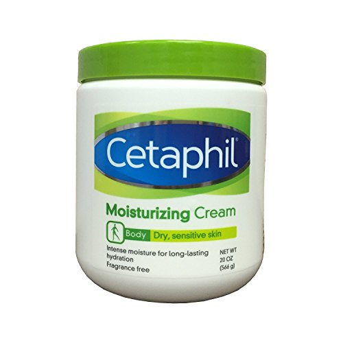 Cetaphil Moisturizing Sensitive Fragrance Non comedogenic