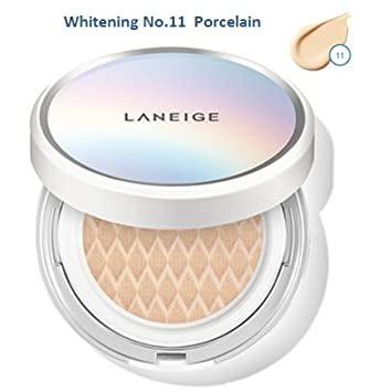 New Laneige Bb Cushion #11 [Whitening] No.11 (Porcelain) by Laneige