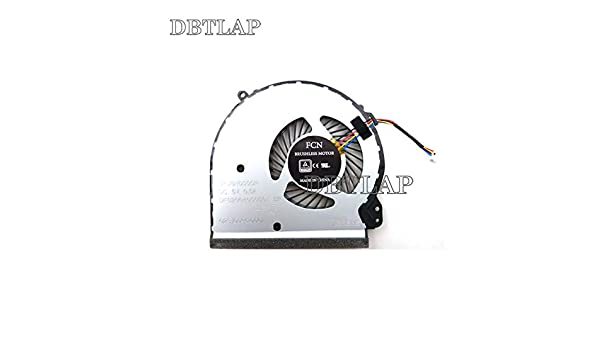 New For HP 17-X 17-Y 17-Y 17-BS CPU FAN 856682-001 856681-001 926724-001
