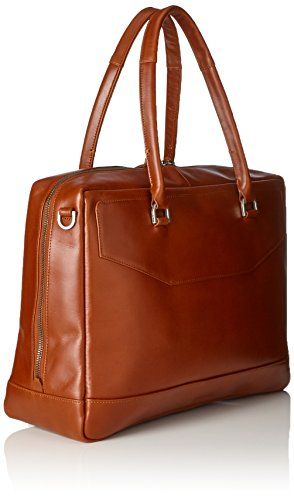Royal RepubliQ - Imperial Day, Shoppers y bolsos de hombro Mujer, Braun (Cognac), 12.5x27.5x38 cm (B x H T)