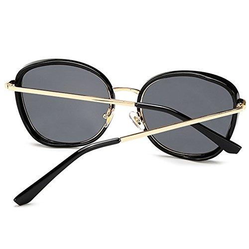 Aoligei Personnalité sans frame lunettes de soleil Europe et les États-Unis Fashion Street, couleur lumineuse des lunettes de soleil mâle et femelle Lunettes de soleil