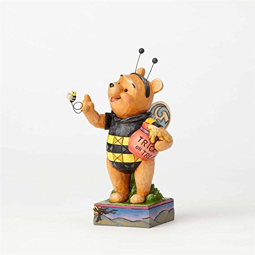 Jim Shore Disney Traditions by Enesco Pooh As Honey Bee 4057950