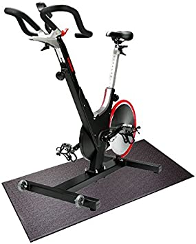 Keiser M3i Indoor Cycle with FREE Exercise Mat! by Keiser: Amazon ...