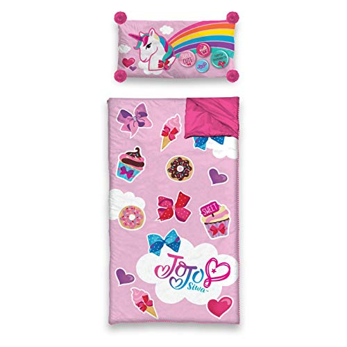 JoJo Siwa Slumber Bag with Pillow -