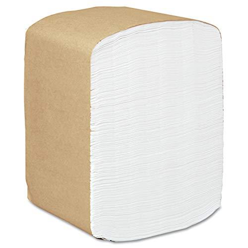 Scott 98740 Full Fold Dispenser Napkins, 1-Ply, 13 x 12, White, 375 per Pack (Case of 16 - Napkin Dispenser Scott Fold Full