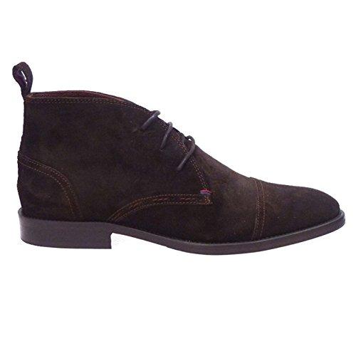 Tommy Hilfiger Zapatos Hombre Botas Botines DALTO 3b Marron: Amazon.es: Zapatos y complementos