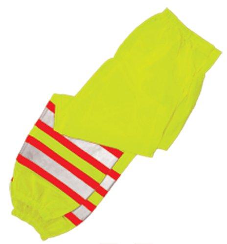 ML Kishigo 3117 Ultra-Cool Mesh Pant, Fits 2X-Large to 4X-Large Waist, Lime