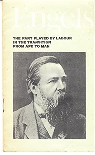 Amazoncom The Part Played By Labour In The Transition From Ape To