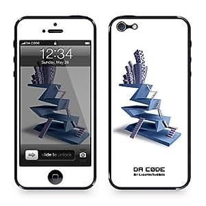 "GHK - Da Code ? Skin for iPhone 5/5S: ""Social Climber"" (Creative Series)"