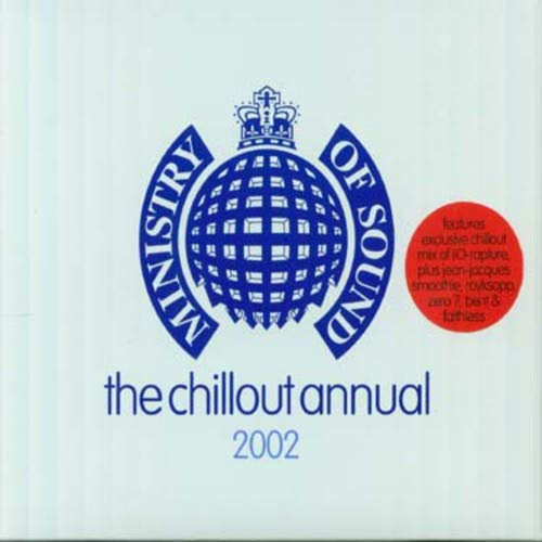 Free shipping / New Max 79% OFF Chillout Annual UK 2002
