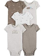 Carter's baby-boys Multi-pk Bodysuits 126g333