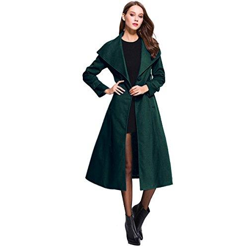 Knee Length Jacket - 2
