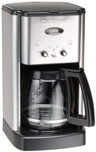 Amazon.com: Cuisinart DCC-1200FR Brew Central cafetera para ...