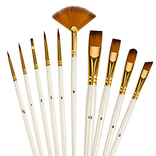 Bestselling Bright Paintbrushes