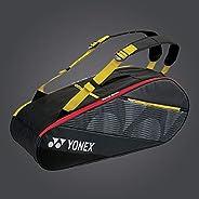 YONEX 82026(Black/Yellow) (6-Pack) Active Badminton Tennis Racket Bag