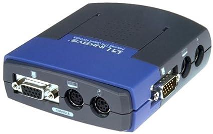 amazon com cisco linksys proconnect 2 port compact kvm switch rh amazon com 4-Port KVM Switch linksys kvm 2 port switch manual