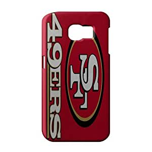 Fortune san francisco 49ers logo 3D Phone Case for Samsung S6