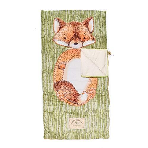(Bunnies By The Bay Foxy The Fox Camp Bag)
