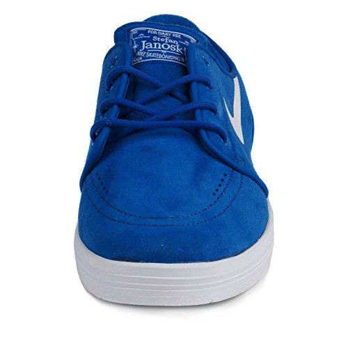 Nike Herren Lunar Stefan Janoski Skate Schuhe-Spiel Royal / Weiß