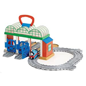 Learning Curve Take Along Thomas and Friends - Knapford Station Playset