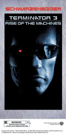 4K Blu-ray : Terminator 3-Rise of the Machines (Slipsleeve Packaging, Dolby, Pan & Scan)
