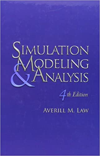 Ebook Simulation Modeling And Analysis