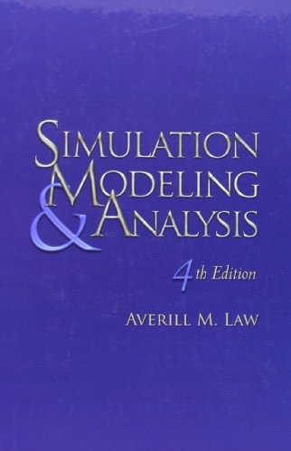 Simulation Modeling and Analysis with Expertfit Software (McGraw-Hill Series in Industrial Engineering and Management)