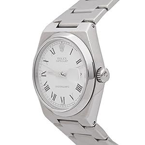 Rolex OysterDate quartz mens Watch 17000 (Certified Pre-owned)