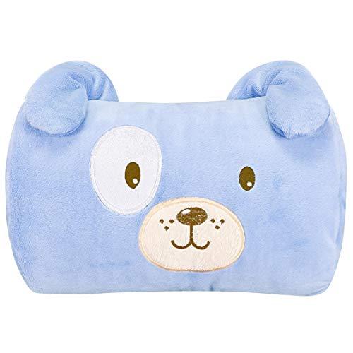 Pelúcia Apoio De Braco Cachorro Azul - Anjos Baby