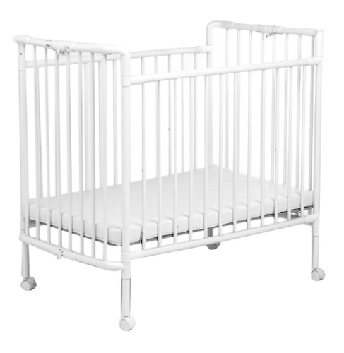 Captivating Amazon.com : Cosco 10 T58 WHO Portable Crib White (Discontinued By  Manufacturer) : Baby