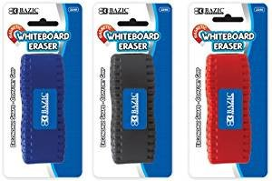 BAZIC Ergonomic Magnetic Whiteboard Eraser Case Pack 144 Computers, Electronics, Office Supplies, Computing by Bazic