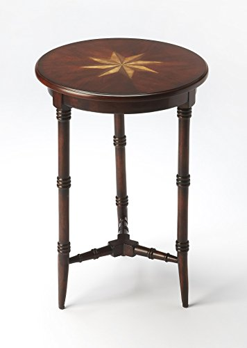 (Butler Specialty Company 3615024 Isla Plantation Accent Table,)