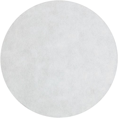 Whatman 10311612 Quantitative Filter Paper Circles, 4-7 Micron, Grade 595, 150mm Diameter (Pack of 100) by Whatman