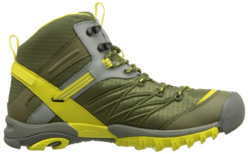 Keen Senderismo Zapatos Marshall Mid WP Mujer 2014, Color Verde, Talla 37 Verde