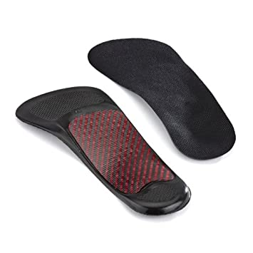 b2131825cf Sorbo RX Ultra Orthotic 3/4 Length Arch Support Superior Stability Shock  Absorbing Heel Orthotic