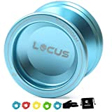 Best YoYo For Kids - Responsive MAGICYOYO V6 Locus Metal Yoyo Aluminum Alloy Review
