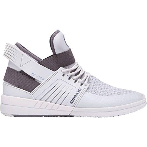 buy online e7c95 c4e47 Supra Herren Skytop V18 Schuhe Cooler grauer Knochen