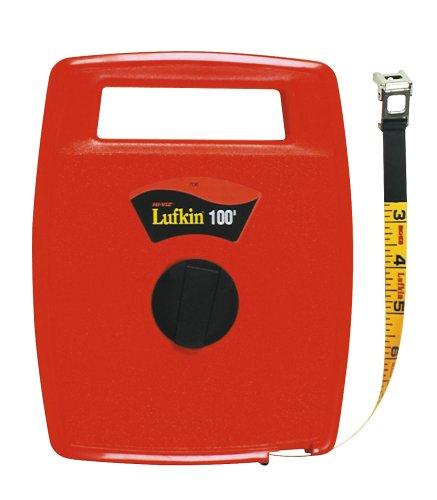 Lufkin 706L 2 Inch Hi Viz Fiberglass