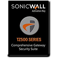 SonicWall | 01-SSC-0489 | COMPREHENSIVE GATEWAY SECURITY SUITE BUNDLE FOR TZ500 SERIES 2 Years