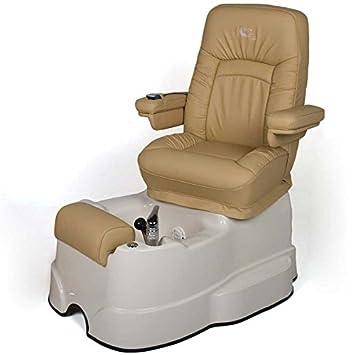 amazon com maiden spa pipeless pedicure salon station