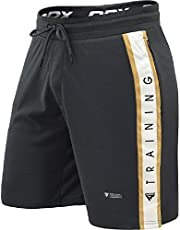 RDX MMA Shorts for Training and Kick Boxing, Cage Fighting, Muay Thai, BJJ Grappling and Combat Sports