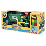 Tonka Mighty Builders Lights 'n Sounds Rugged Recycling Truck Play Set