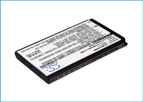Cameron Sino Rechargeble Battery for SVP USANCE SVP-LI-ION-T600-BATT