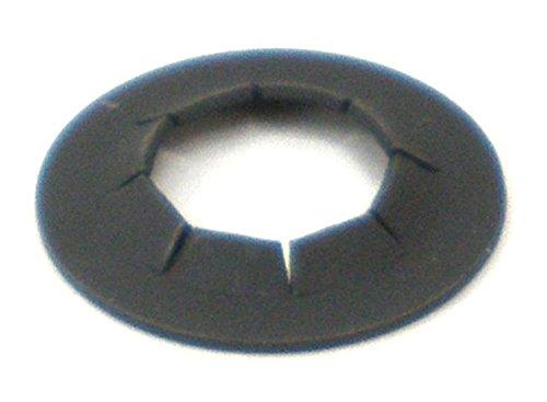 4-00 Lawn Mower Push Nut Genuine Original Equipment Manufacturer (OEM) part for Black & Decker (Black & Decker Push Mower)