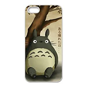 Lovely pump Totoro Cell Phone Case for iPhone 5S