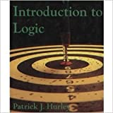 Custom PHI 120 Introduction to Logic, Hurley and Hurley, Patrick J., 1133357490