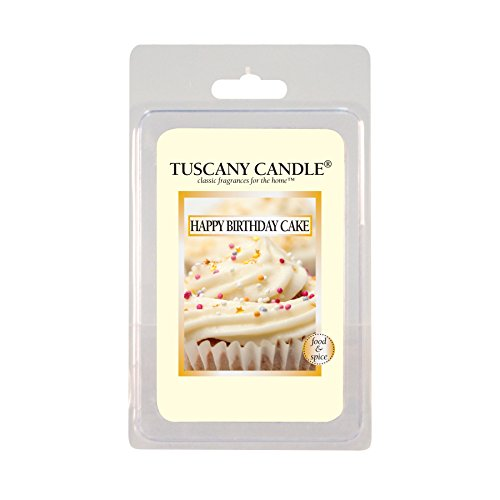 (Langley Empire Candle Fragrance Bars, 2.5-Ounce, Happy Birthday Cake)