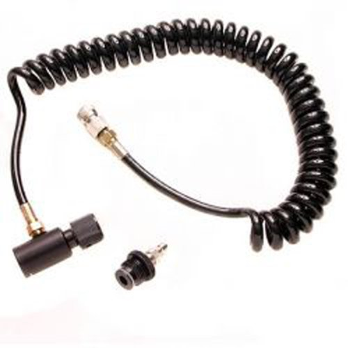 ote Air Supply Hose Coil with Quick Disconnect ()