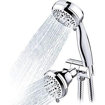 Buy shower head with handheld combo