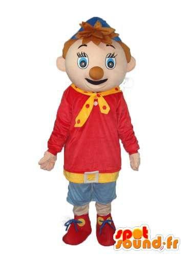 Marcotte Pinocho - Pinocho traje personaje: Amazon.es: Juguetes y ...